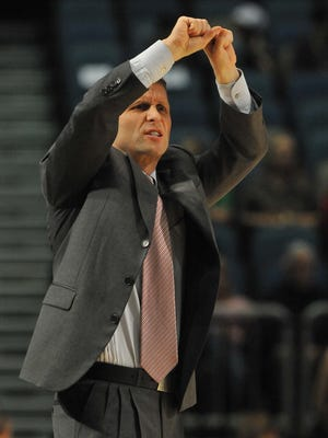 Eric Musselman will be the 18th head coach in Wolf Pack history.
