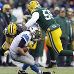 Packers linebackers Clay Matthews (left) and Julius Peppers were named last year in an Al-Jazeera America report linking them to performance enhancers and other drugs.
