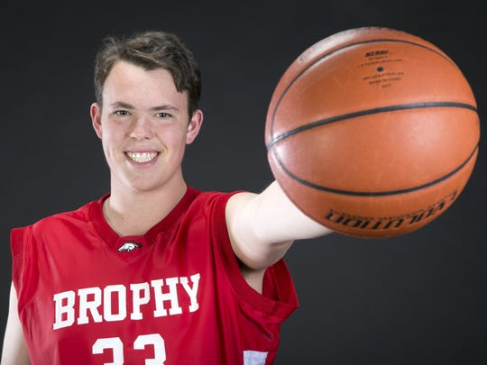 Brophy Prep basketball player Sean Even is an Arizona Sports Awards December Athlete of the Month runner-up.