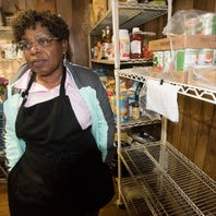 Sylvia Tisdale feeds the homeless and needy of Escambia County