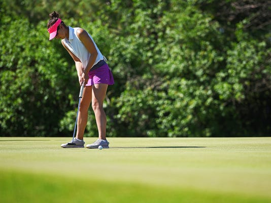 Class A State Girls Golf