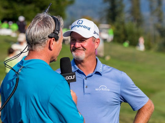 Jerry Kelly says he's proud to partner with Cologuard