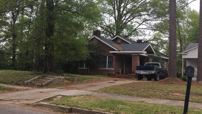 Guy Sharpe IV, 39, of Hattiesburg was found dead in his South 23rd Avenue home Wednesday morning.