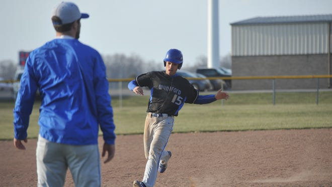 Jordan Imbody and the Royals have a busy week full of N10 games.