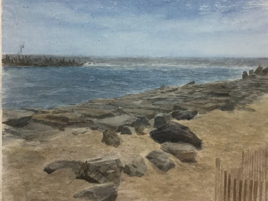 """""""The Inlet"""" by Mario A. Robinson"""