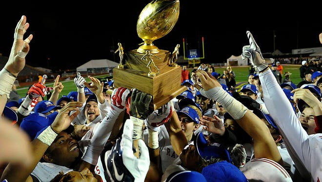 High school football teams from across the state begin their quests for a TSSAA state football championship.