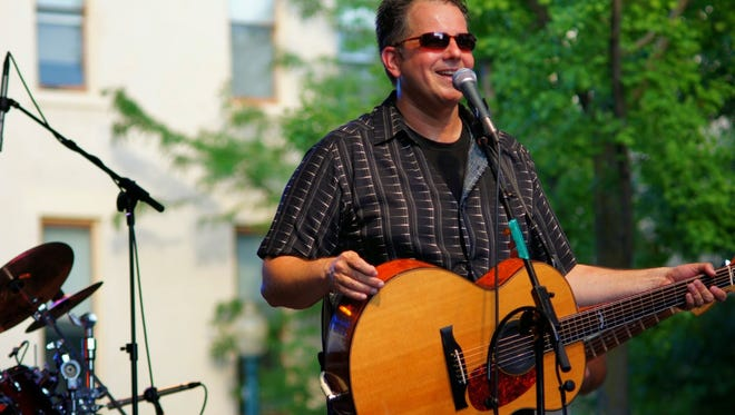 Scott Greeson will perform Saturday at the SAMI Songwriters Showcase.