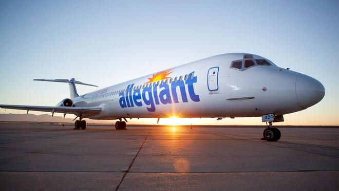 Allegiant Ailrines will begin flying out of Louisville International Airport in May 2017.