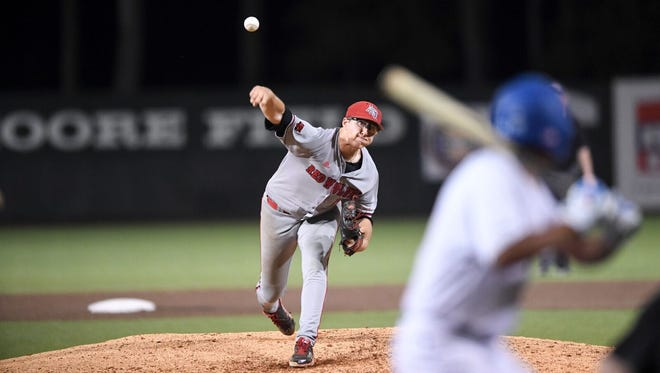 Collierville grad Peyton Culbertson was taken by Miami in the eighth round of last week's MLB Draft.