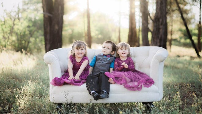 Siblings Daron, Aubrey and Angela Jessop are all battling a rare genetic disorder called PKAN, and their parents and other friends and family are hoping a new drug could help.
