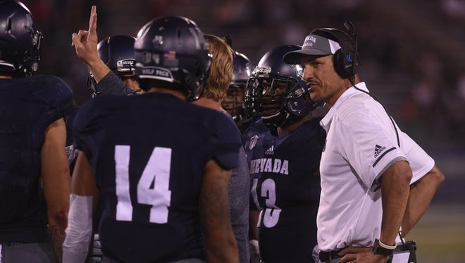 Nevada is 2-0 at home this season, and 3-2 overall, as it prepares to play Fresno State on Saturday.
