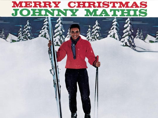 """Merry Christmas"" by Johnny Mathis was released in"