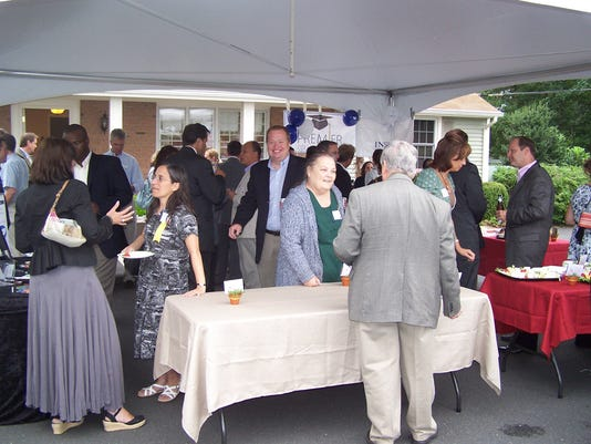 Networking opportunity with the Middlesex County Chamber PHOTO CAPTION