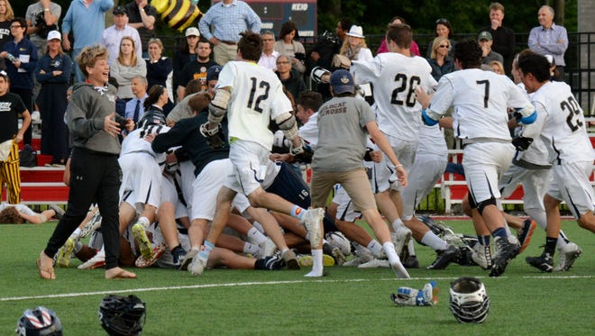 Rye Country Day School won the NYSAIS title last season against Hackley.