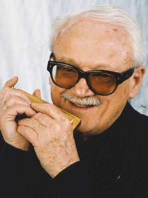 Toots Thielemans (GNS Photo by Rochester Democrat and Chronicle)