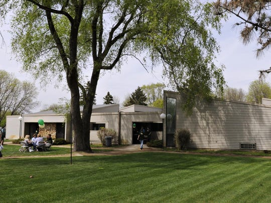 The North Campus building which offers day treatment and chemical dependency treatment is open to visitors May 6 at Central Minnesota Mental Health Center as they hosted a showcase of their newly remodeled facility.