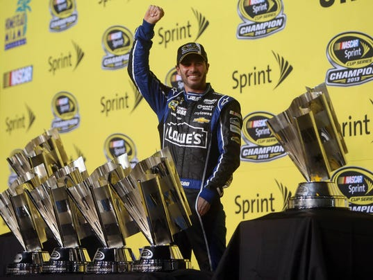 Image result for jimmie johnson 7th championship