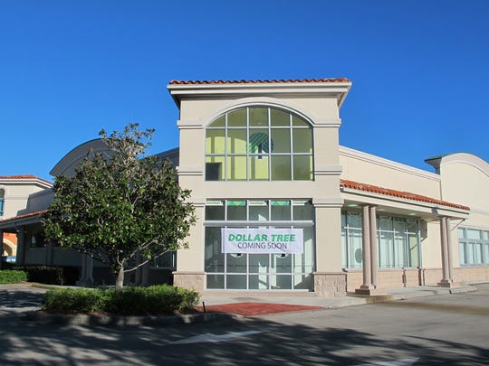 Dollar Tree is building out the former Walgreens store in Granada Shoppes at U.S. 41 North and Immokalee Road in North Naples.