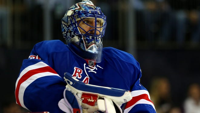 Henrik Lundqvist is much more than just the Rangers' all-world goalie