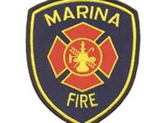 Marina Fire Department