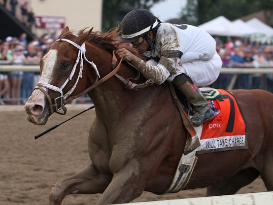 Will Take Charge Penn. Derby
