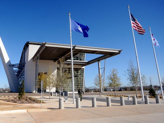 The Cyber Innovation Center in Bossier City.