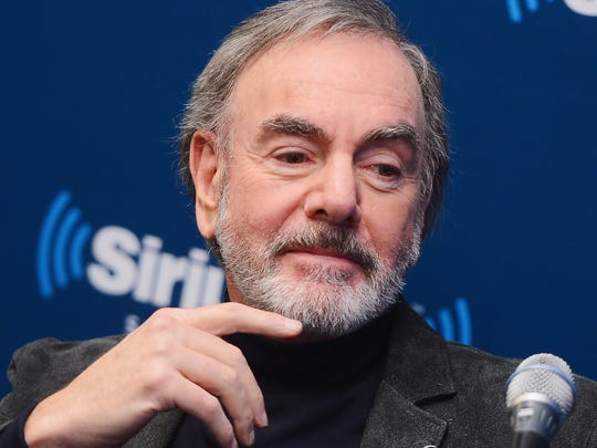 Neil Diamond will perform May 26 at Bankers Life Fieldhouse.