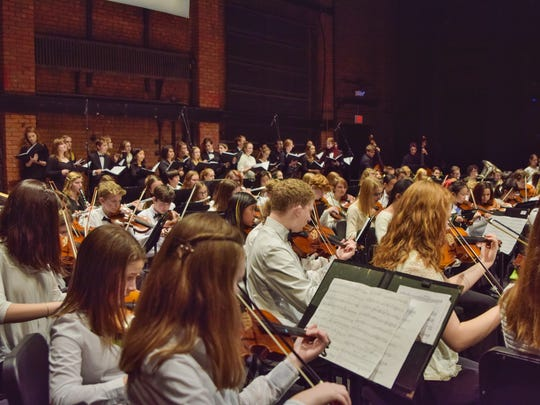 """The Vermont Youth Orchestra presents its """"OrchestraChorusPalooza"""""""