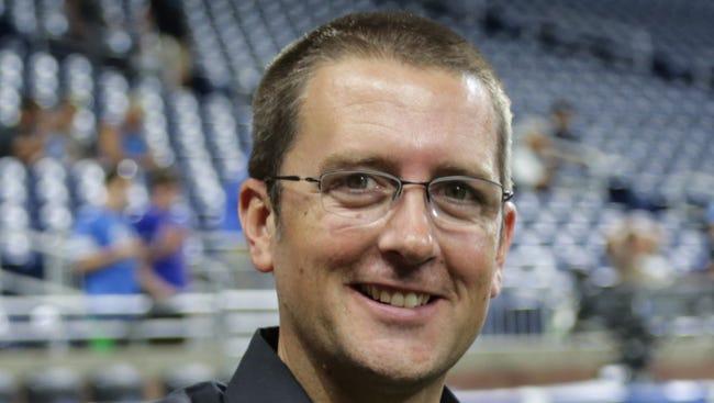 Detroit Free Press sports reporter Dave Birkett