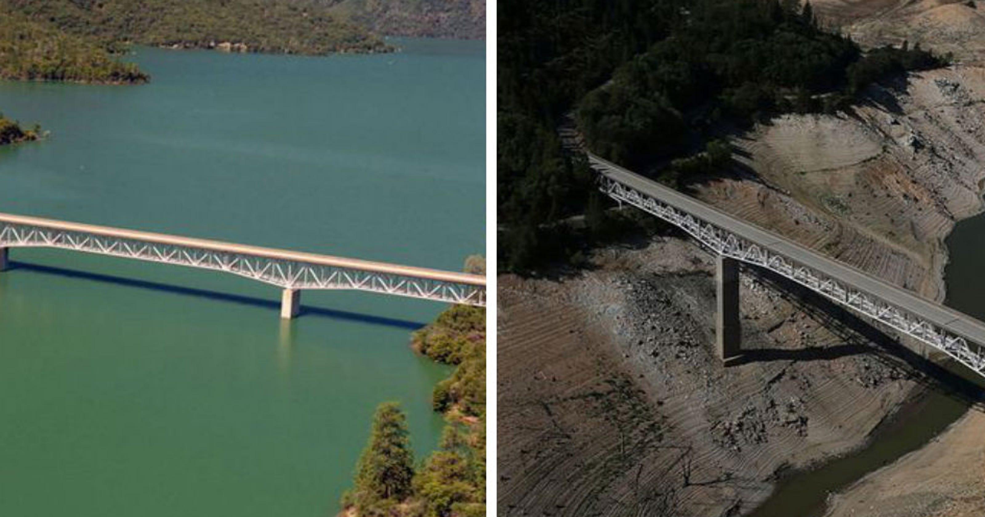 California's 100-year drought