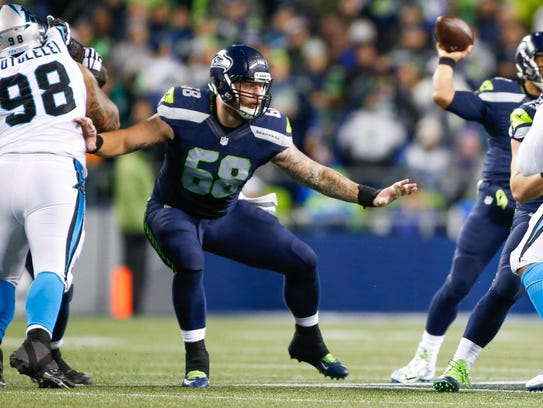 Justin Britt and the Seahawks have agreed on a reported