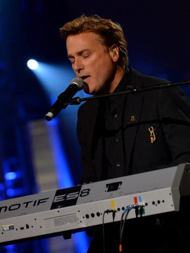 NASHVILLE, TN - OCTOBER 15:  Michael W. Smith performs