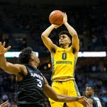 MU 83, Xavier 61: Changes, Howard's record shooting lift Golden Eagles