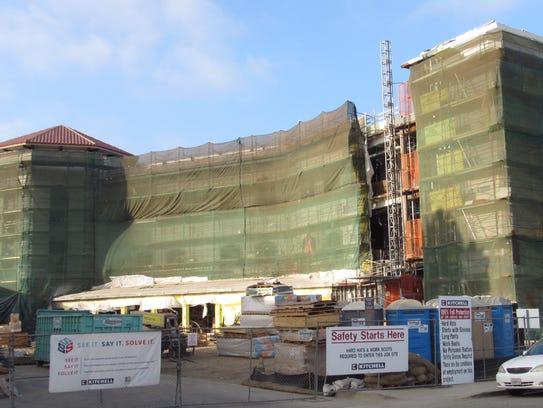 A new St. John's Pleasant Valley Hospital in Camarillo