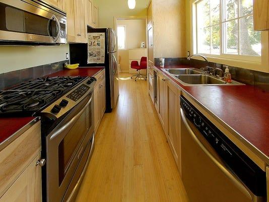 kitchen tiny homes