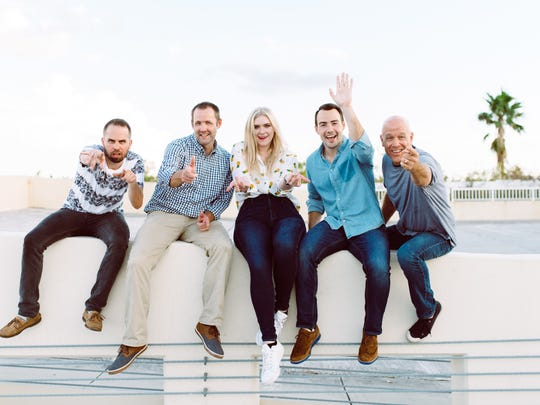 Square One Improv plays a benefit Oct. 14 for victims of Hurricane Irma in Collier County.