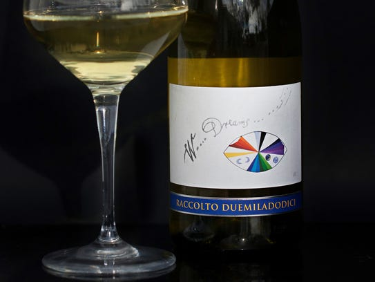 Using W...Dreams chardonnay as an example, Adamon Serravalle