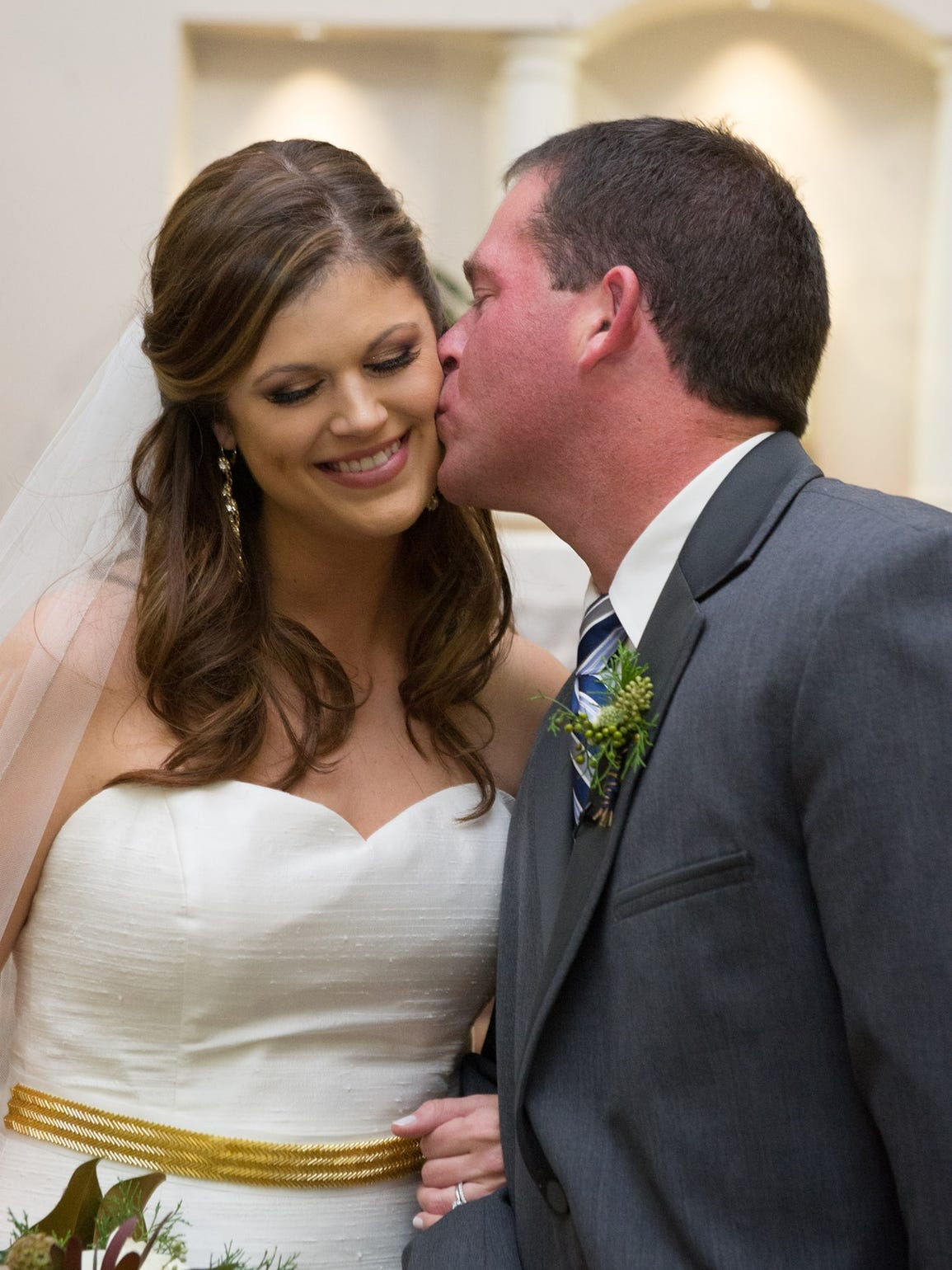 Melissa and Ryan got married in 2014.
