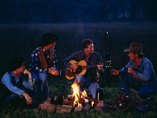 Cowboy-lingo songs
