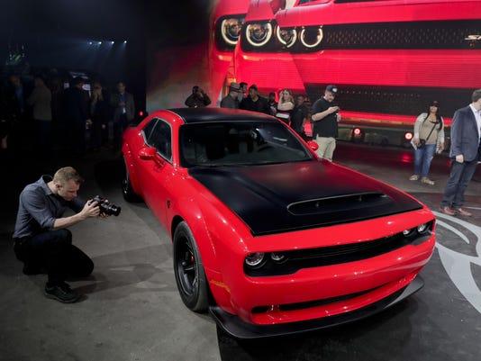 Auto Show Dodge