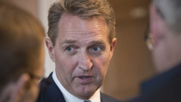Sen. Jeff Flake: 'There is no damage like the damage a president can do'