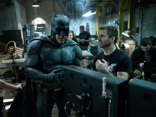 Ben Affleck and Zack Snyder are working closer than