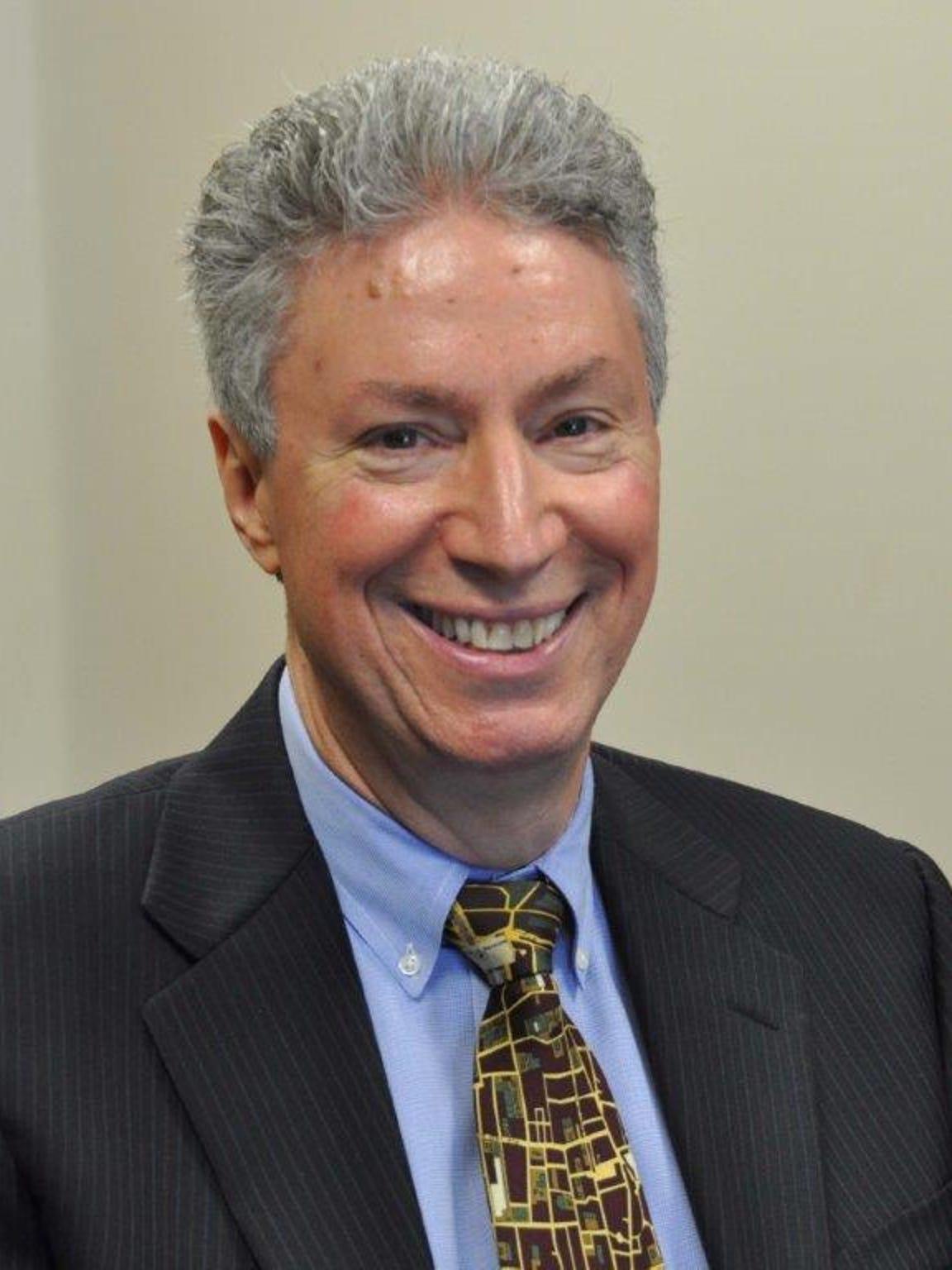 Paul Fried, former superintendent of Montville schools,