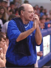 Rob Sheldon coached Wynford for 28 years and accumulated