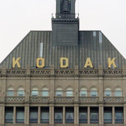 Eastman Kodak Co. headquarters.