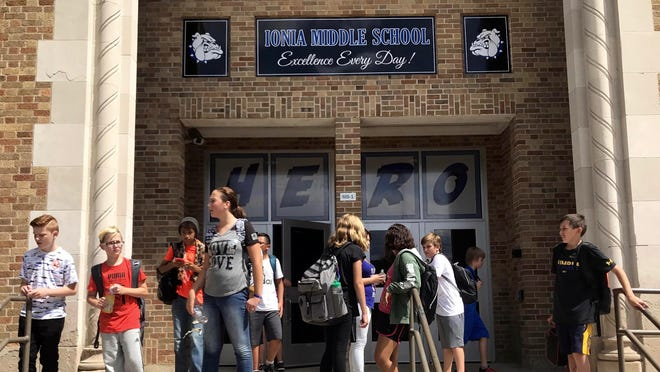 More than 400 people participated in a 90-minute Ionia Public Schools town hall on Monday, Aug. 3, to address the district's back to school plan during the COVID-19 pandemic.