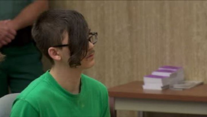 Blue Kalmbach sentenced in 'torture shed' case