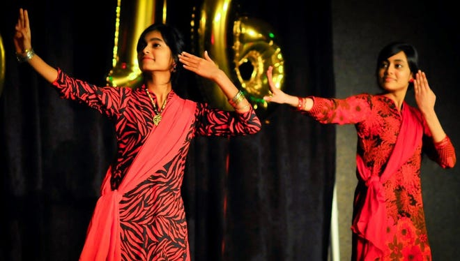 47th Annual International Dinner and Entertainment featuring songs, dances, fashion and food from around the world set for April 8.