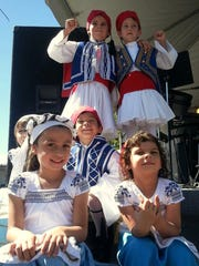 Guests of all ages are invited to attend the Spring Greek Festival of Chandler