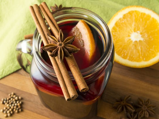Mulled wine is typically concocted using a spicy or